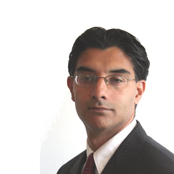 A picture of Professor Adnan Tufail
