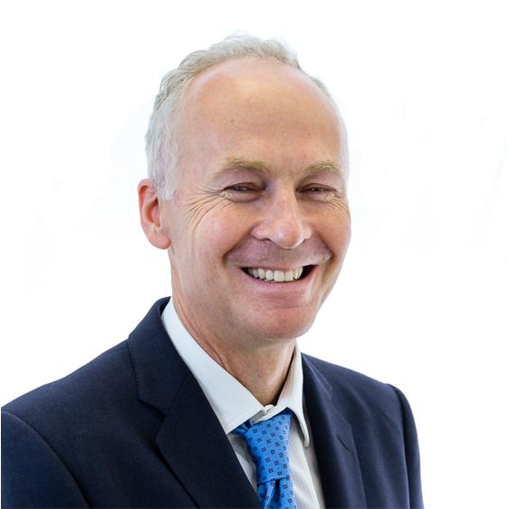 A picture of Mr Bruce Allan