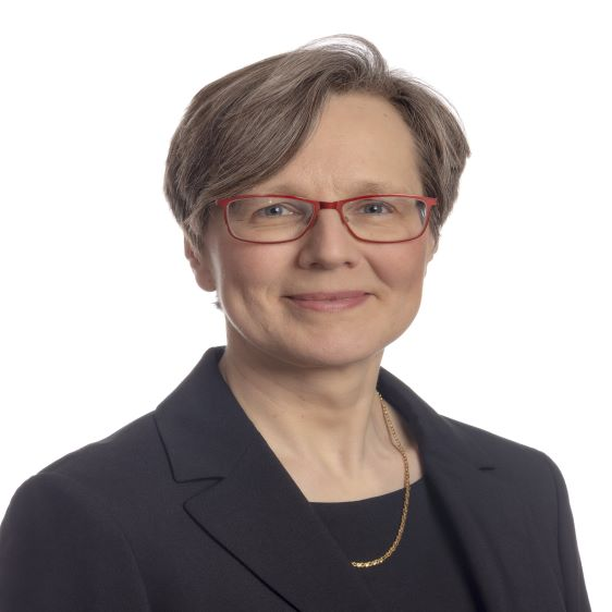 A picture of Dr Annegret Dahlmann-Noor