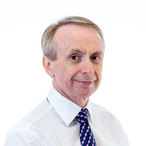 A picture of Professor Keith Barton