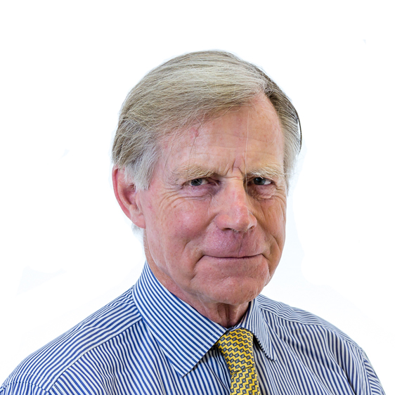 portrait of Richard Collin