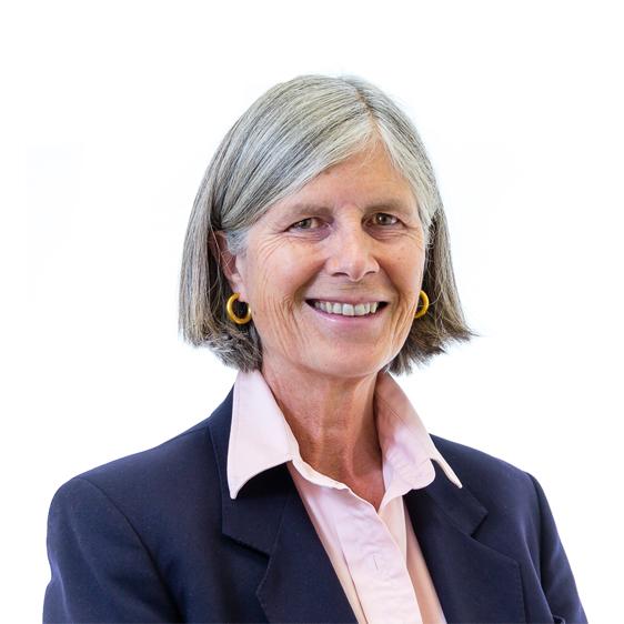 portrait of Linda Ficker