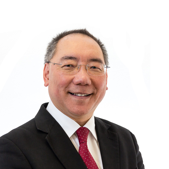 A picture of Professor Sir Peng Khaw