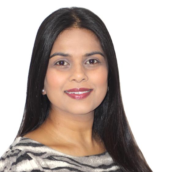 A picture of Professor Mariya Moosajee