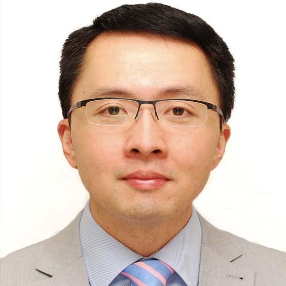 portrait of Patrick Yu Wai Man
