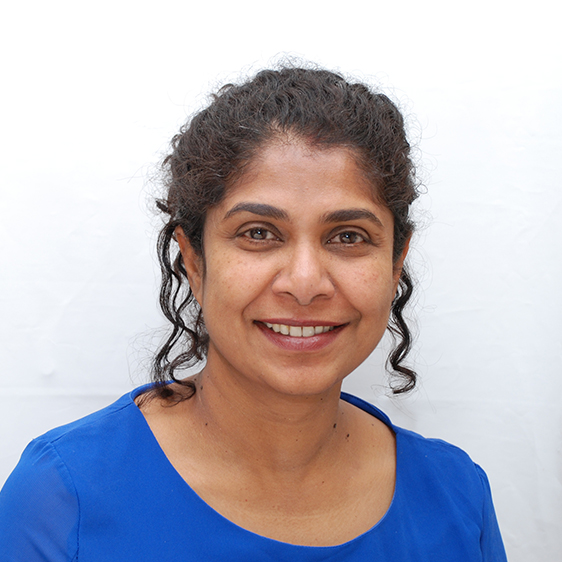 A picture of Miss Poornima Rai
