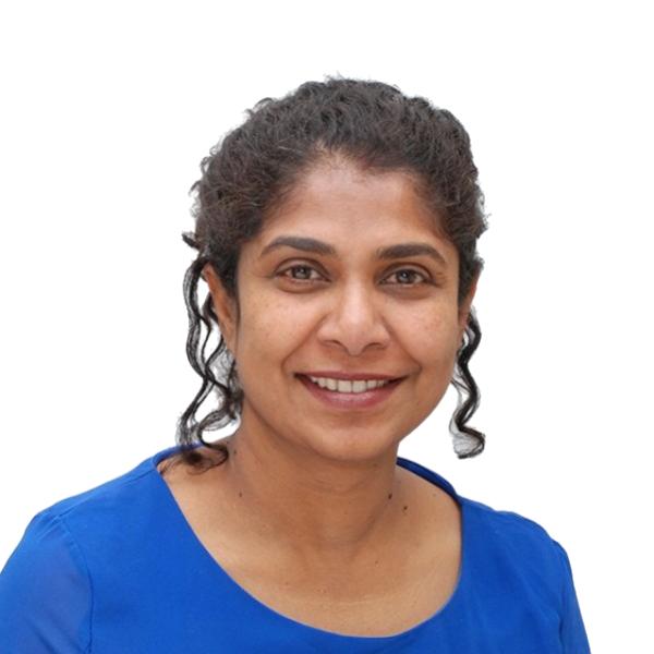 A picture of Miss Poornima Rai