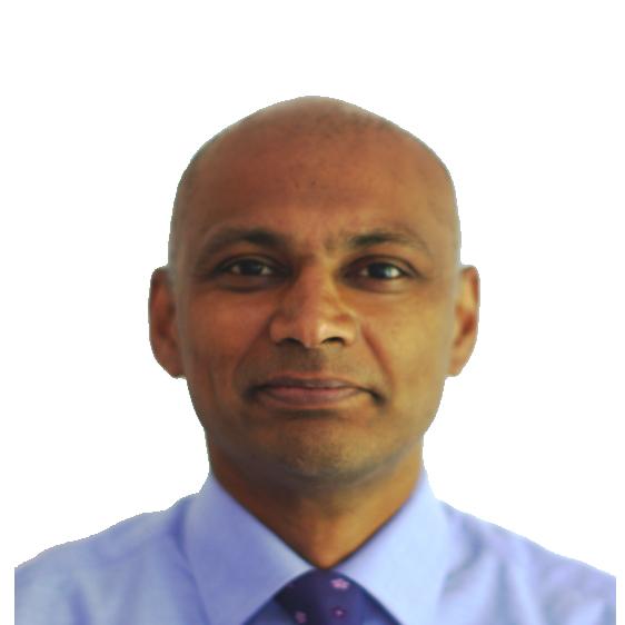 A picture of Mr Ranjan Rajendram