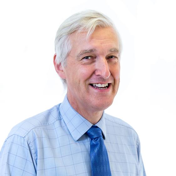 A picture of Professor Geoff Rose