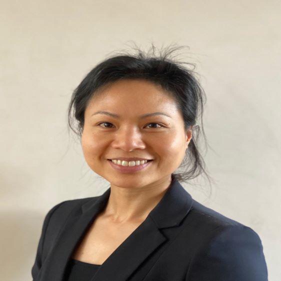 portrait of Sui Wong