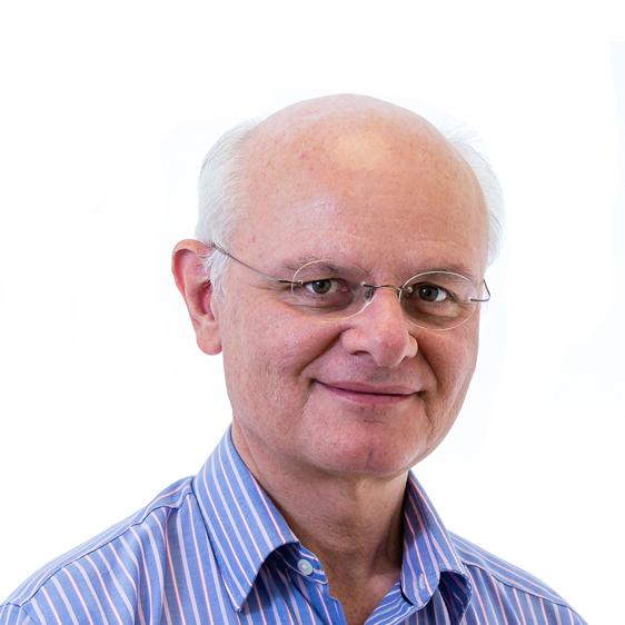 portrait of Paul Sullivan